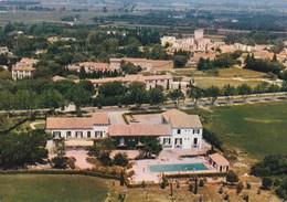 LE VALMAJOUR  BAR SALON DE THE  FONTVIEILLE (dil75) - Hotels & Restaurants