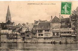 36. Argenton. Rive Droite De La Creuse - France