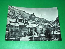 Cartolina Varzo - Centro 1958 - Verbania