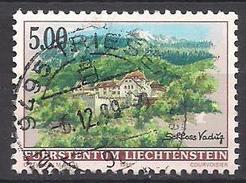 Liechtenstein  (1996)  Mi.Nr.  1127  Gest. / Used  (17fg26) - Liechtenstein