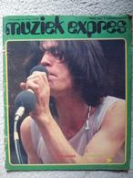 Rolling Stones At Hyde Park, Muziek Express Magazine, September 1969 - Posters