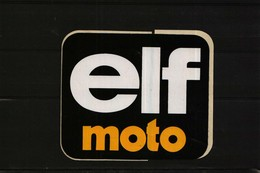 Autocollant -     ELF   Moto - Pegatinas
