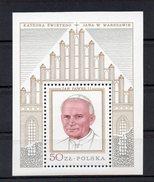 Polen, 1979, Papst Joh. Paul II., Michel Block 75, Postfrisch/**/MNH - 1944-.... République