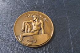 XI Campionati Europei Di Atletica  Roma 1974    Plaque 5cm - Leichtathletik