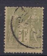 France 1883 - N°82(o) - 1876-1898 Sage (Type II)