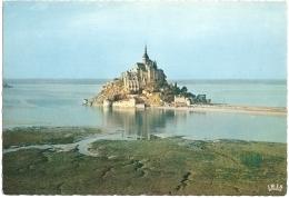 50 - Le Mont-Saint-Michel   Vue Aérienne - Air View - Luftansicht - CAP / Iris N° 981 /  Photo Spirale - Le Mont Saint Michel