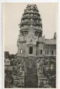 Carte Photo Cambodge Temple - Cambodia