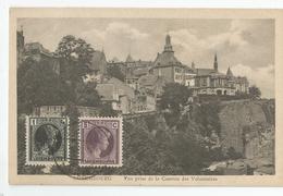 Luxembourg Vue Prise De La Caserne Des Volontaires - Luxembourg - Ville
