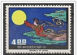 Taiwan (Formosa): Lady Chang-Ho, Mitologia Cinese, Mythologie Chinoise, Chinese Mythology - Mythologie