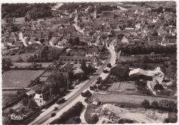 Carte Postale Photo 89- Vermenton- Vue Générale Aérienne (voyagé En 1955) - Vermenton