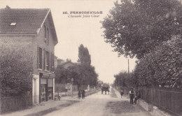 Franconville (95) - Chaussée Jules César - Franconville
