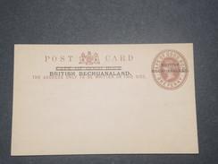 BECHUANALAND - Entier Postal Surchargé Non Voyagé - L 8490 - 1885-1895 Kronenkolonie