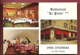 "OYONNAX - Restaurant "" La Paris"" - Oyonnax"