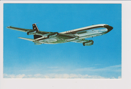 Rppc BOAC B.O.A.C. British Overseas Airways Corporation Boeing 707 Jetliner Aircraft No 1 - 1946-....: Era Moderna