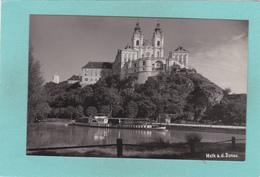 Reproduction? Old Postcard Of Melk A.d. Donau,Wachau Austria,Y27. - St. Wolfgang
