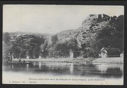 Route Nouvelle Sur La Sioule Et Chouvigny , Près Ebreuil - Non Classificati
