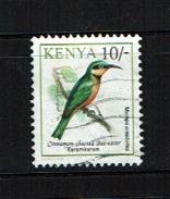 Kenia Kenya Postzegel Timbre Stamp ( Vogel Oiseau Bird ) - Kenya (1963-...)