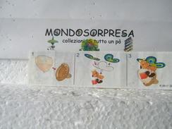MONDOSORPRESA,  FERRERO ISTRUZIONI CARTINA, K99 N38 - Istruzioni