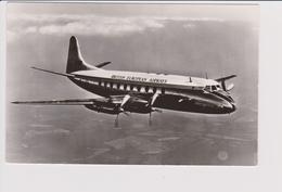 Rppc Vickers Armstrong Viscount 700 BEA B.E.A. British European Airways Aircraft - 1946-....: Moderne