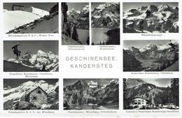 KANDERSTEG-OESCHINENSEE-MULTIVUES - BE Berne