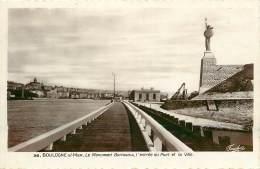 BOULOGNE SUR MER       ENTREE DU PORT - Boulogne Sur Mer