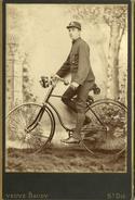 Saint-Dié Photographie Veuve Baudy Thème: Vélo Cycle - Saint Die