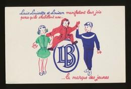 Buvard - VETEMENTS LB - Blotters