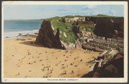 Tolcarne Beach, Newquay, Cornwall, 1956 - Postcard - Newquay