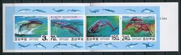 Korea 2006 Corea / Whale Sea Mammals MNH Ballenas Mamíferos Säugetiere / Cu3808  40-7 - Whales