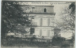 Marseille-La Rose-Maison De Convalescence-(CPA) - Marseille