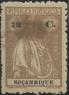 Mozambique Moçambique 1914-26 Ceres MH - Francobolli