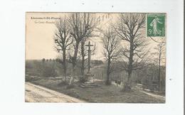 LIANCOURT SAINT PIERRE (OISE) LA CROIX BLANCHE 1908 - Liancourt