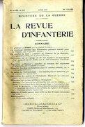 LA REVUE D INFANTERIE   MINISTERE DE LA GUERRE AVRIL 1937   PAGE  640 A 830  NOMBREUSES ILLUSTRATIONS - War 1914-18
