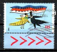 ALLEMAGNE. N°2957 (Réf. Michel) De 2012 Oblitéré. 100 Jahre Domowina. - Gebraucht