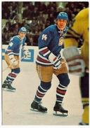 VACLAV NEDOMANSKY - HOCKEY SU GHIACCIO - ICE HOCKEY WORLD CHAMPIONSHIPS - HELSINNKI 5. - 20.4.1974 - Vedi Retro - Cartes Postales
