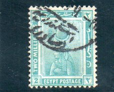 EGYPTE 1920-2 O - Égypte