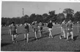 V10079 Photo Rugby - Club Et Lieu à Identifier - Rugby