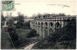 22 ETABLES - Viaduc De Ponto (Recto/Verso) - Etables-sur-Mer