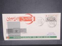 MAROC - Enveloppe 1 Er Jour Croix Rouge En 1959 - L 8579 - Morocco (1956-...)