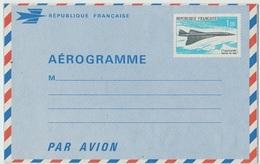 France 1969 Aérogramme N° 1001 AER - Biglietto Postale