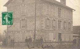 Orsay91- Gare Du Guichet Carte Photo - Orsay