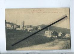 CPA - Rétrécit - La Montagne Noire - 199 - Pradelle Cabardès - (Aude) - Les Ecoles - Dans Le Fond Pic De Noire (1210m) - Autres Communes
