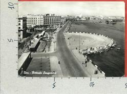 CARTOLINA VG ITALIA - BARI - Rotonda Lungomare - 10 X 15 - ANN. 195? - Bari