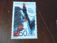 FRANCE TIMBRE OBLITERE  YVERT N° 2750 - Usati