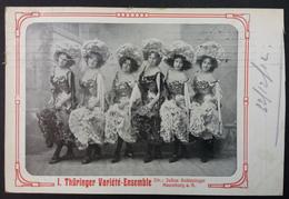 Thüringer Variété-Ensemble 1912 - Non Classés