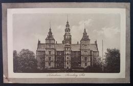 Köbenhavn Copenhague Rosenborg Slot Tivoli - Danimarca