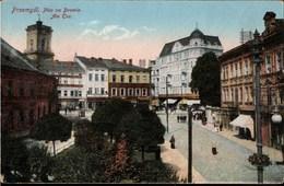 ! Alte Ansichtskarte Aus Przemysl , Plac Na Bramie , 1921, Polen - Polen