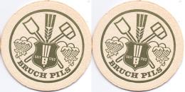 #D146-110 Viltje Bruch Bier - Sous-bocks