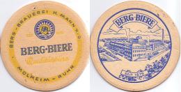 #D146-123 Viltje Berg-Brauerei H. Mann - Sous-bocks