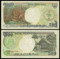 Indonesia 500 RUPIAH 1995 P 128d UNC (Indonésie, Indonesien, Indonesië) - Indonesia